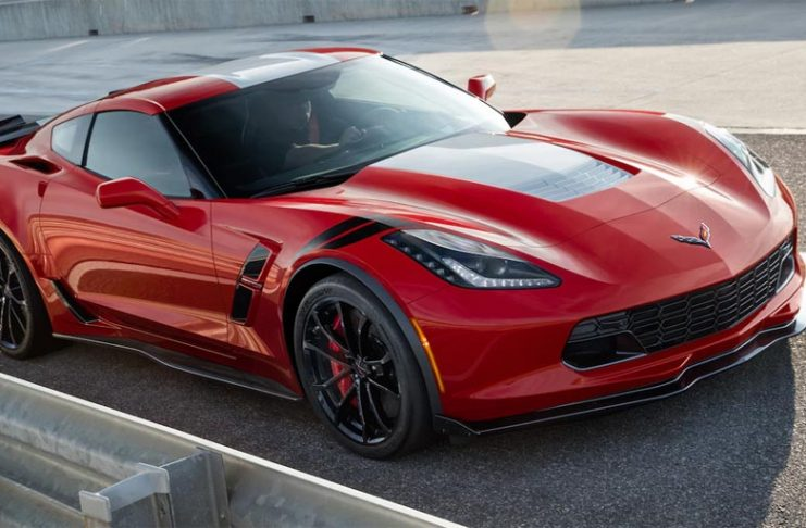 Chevrolet to Start 2019 Corvette Production In January
