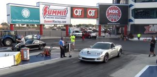 [VIDEO] C6 Corvette Claims Title as World's Fastest 6-Speed Manual Corvette