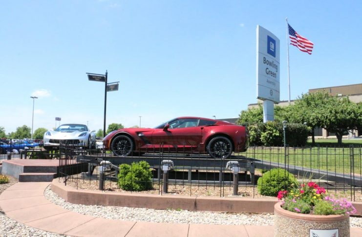 The Corvette Assembly Plant is Set to Reopen on November 6th