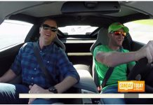 [VIDEO] Dale Jr Drives a Callaway SC757 to 180 MPH at Talladega Speedway on NBCs TODAY Show