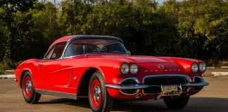 1962 Big Brake Fuelie Corvette Headed to Mecum Las Vegas
