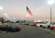 Corvette Delivery Dispatch with National Corvette Seller Mike Furman for Oct. 29th