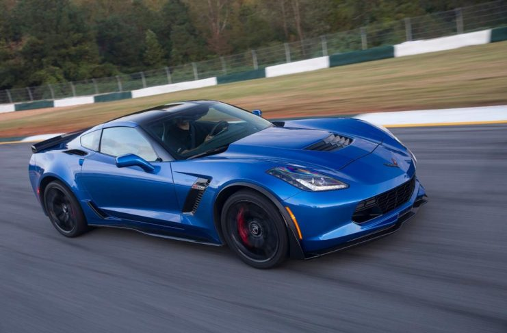 [VIDEO] Chevrolet Announces New Magnetic Ride Performance Calibrations for C7 Corvette