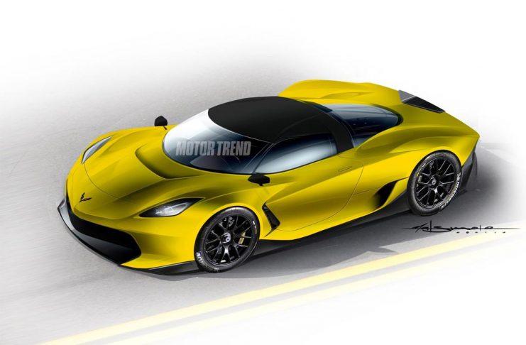 [POLL] Where Will the C8 Corvette be Revealed?