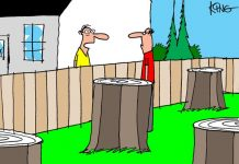 Saturday Morning Corvette Comic: Corvette Owners Make Good Neighbors