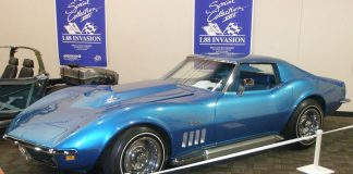 Federal Agents Seize a 1969 Corvette L88 and Several Ferraris from Suspected VA Scammer