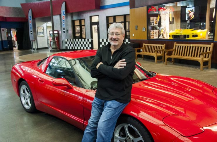 [VIDEO] C5 Corvette with 773,338 Original Miles Donated to the Corvette Museum