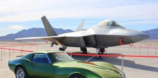 [GALLERY] Salute to Veterans with Vettes and Jets! (36 Corvette photos)