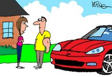 Saturday Morning Corvette Comic: How Corvette Owners Work Out