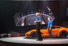 [VIDEO] More from the 2019 Corvette ZR1 Reveal in Dubai