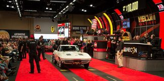 The Top 12 Corvettes of Mecum Chicago 2017