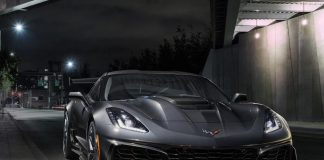View the Official Corvette ZR1 Website and Download the ZR1 Hero Card
