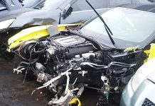 [ACCIDENT] 2016 Corvette Z06 C7.R Convertible Destroyed in Head-On Crash