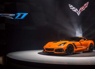 [VIDEO] Yet Another Great 2019 Corvette ZR1 Reveal Compilation