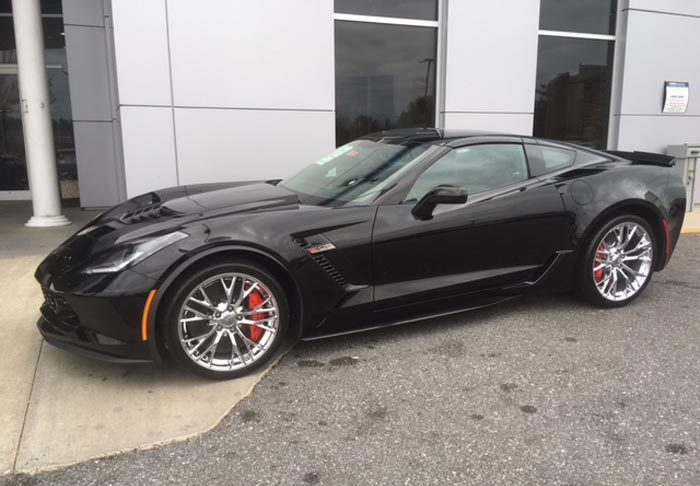 Corvette Delivery Dispatch with National Corvette Seller Mike Furman for Nov. 19th
