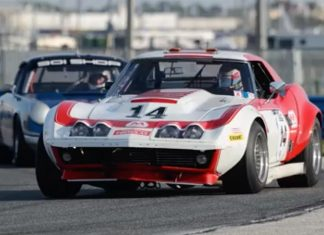 [VIDEO] Watch This In-Car View of a 1969 Corvette L88 at the Classic 24 Hour at Daytona