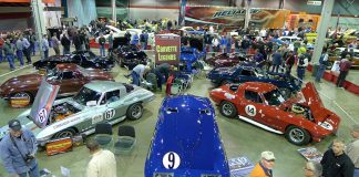 2017 Muscle Car and Corvette Nationals Show Set for November 18th and 19th
