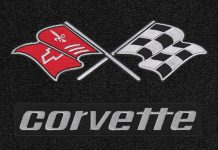 Lloyds Mats Now Offering 14 New Classic Corvette Logo Designs