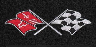 Lloyds Mats Now Offering 14 New Classic Corvette Logo Designs