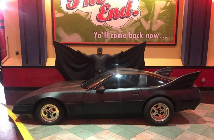 Corvettes on Craigslist: 1985 Corvette Batmobile