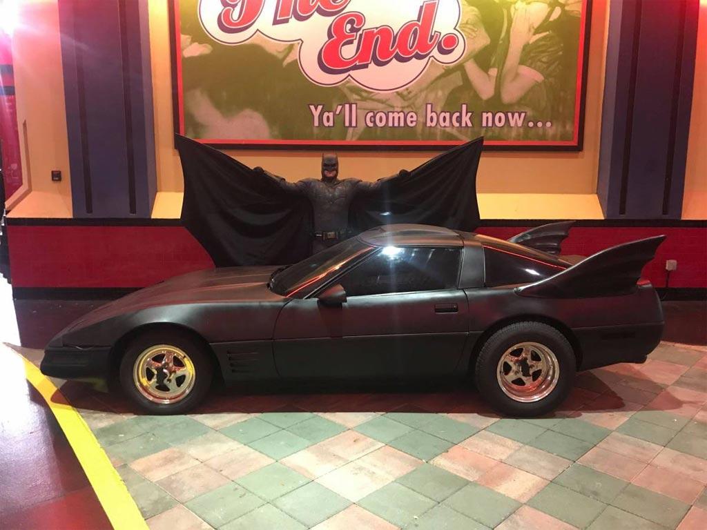Corvettes on Craigslist: 1985 Corvette Batmobile - Corvette: Sales, News & Lifestyle