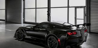 Chevrolet to Offer First Retail 2019 Corvette ZR1 For Auction at Barrett-Jackson Scottsdale