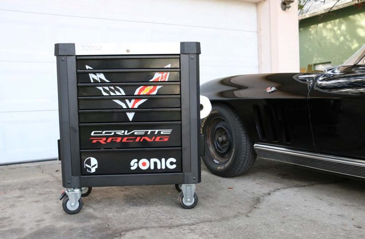 [REVIEW] The 280-Piece Corvette Racing Toolbox from SONIC Tools