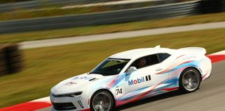 NCM's Motorsport Park and Mobil 1's 2017 Camaro Win Marketing Awards