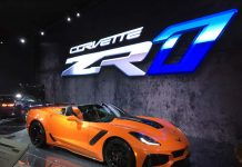[GALLERY] The Corvette ZR1 from the LA Auto Show