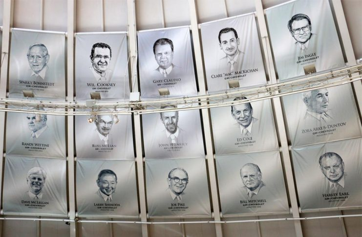National Corvette Museum Announces the 2018 Corvette Hall of Fame Inductees