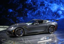 [AUDIO] Corvette Product Manager Harlan Charles Talks Corvette ZR1 with Guy Gordon