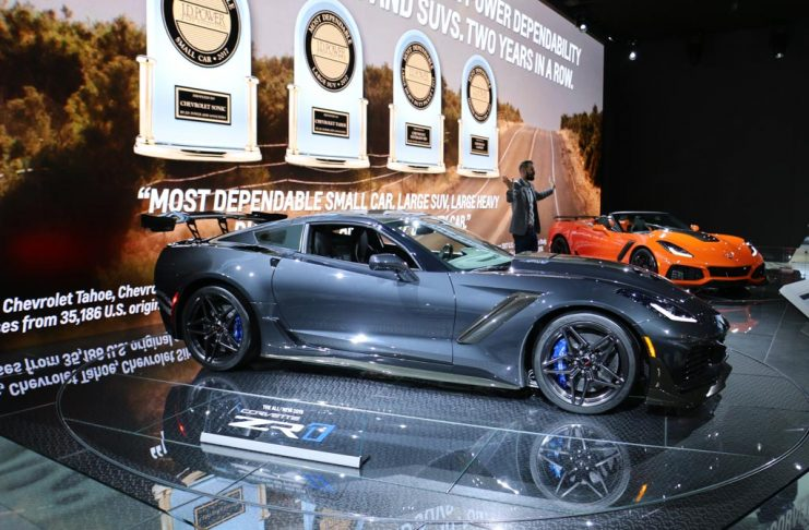 BAS: The Secret Code Name Behind the 2019 Corvette ZR1's 755-hp LT5 Engine
