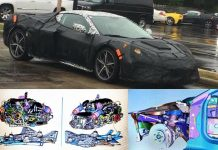 [SPIED] CAD Images of the Mid-Engine C8 Corvette Leaked to the Web