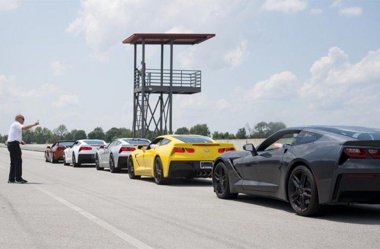 The NCM's Motorsports Park Offering Corporate Team Building Program