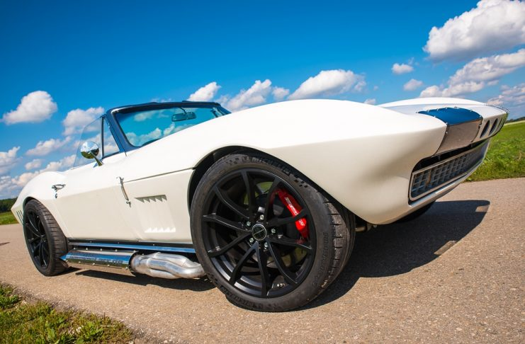 [PICS] GeigerCars of Germany Shows Off Freshly Completed 1967 Corvette Restomod