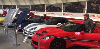 [VIDEO] National Corvette Museum Plays Jingle Bells with Corvette Horns
