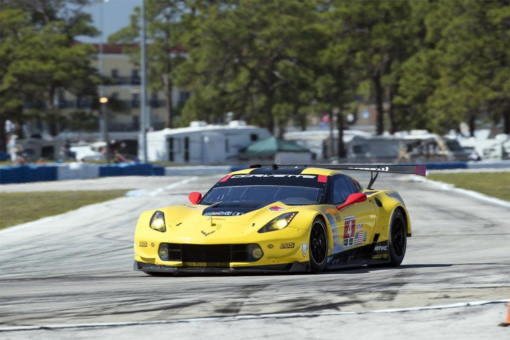 American Endurance Racing >> Familiar Names To Make Up Corvette Racing North American