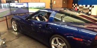 [VIDEO] The National Corvette Museum Shows Off Its New Corvette Racing Simulator