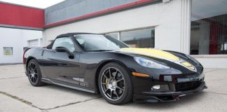 The World's Only 2009 Corvette Callaway GT1 Championship Edition Convertible Offered for Sale