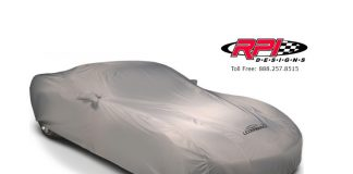 RPI Designs Adds Autobody Armor Corvette Car Covers from Coverking
