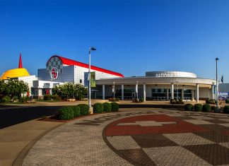 Corvette Museum and NCM Motorsports Park Increase Attendance in 2017