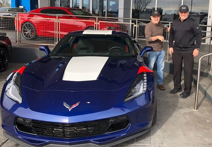 Corvette Delivery Dispatch with National Corvette Seller Mike Furman for Jan. 14th