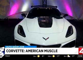 [VIDEO] Detroit Police Chief James Craig Reviews the 2019 Corvette ZR1 at NAIAS