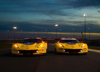 Corvette Racing at Daytona: 20th Season, Title Defense Begin Now