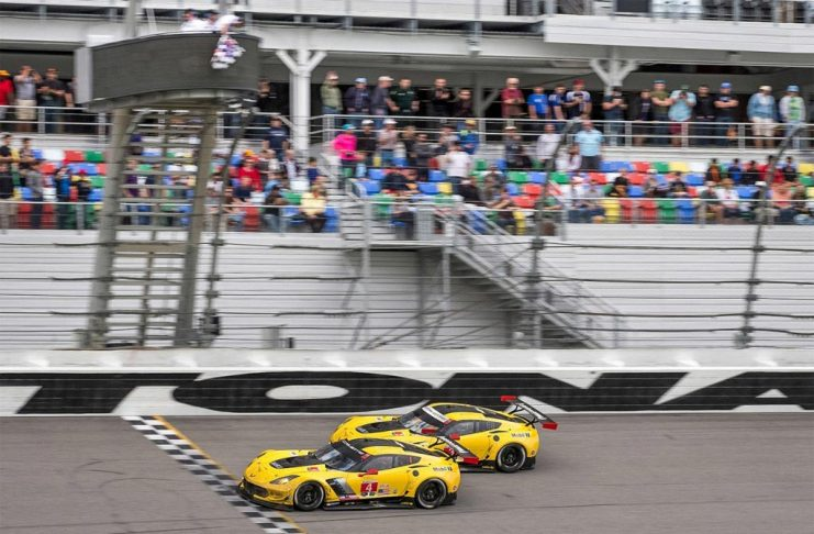 Corvette Racing at Daytona: By the Numbers