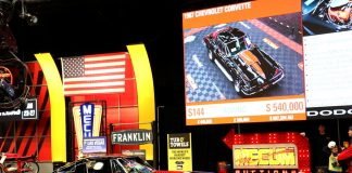 [PICS] The Top Eight Corvettes Sold at Mecum Kissimmee 2018