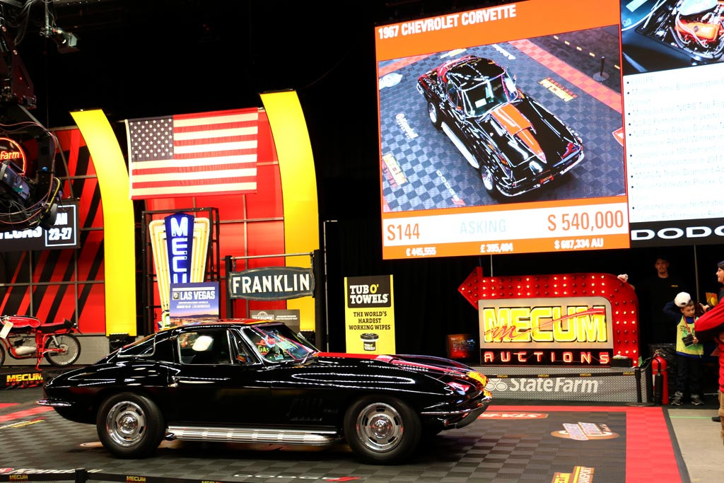 Mecum Archives - Corvette: Sales, News & Lifestyle