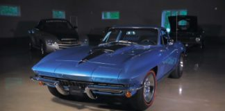 [DVR ALERT] Vault Find 1967 Corvette that Sold for $675K to be Featured on Strange Inheritance