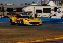 Corvette Racing at Daytona: GTLM Pole Position for Magnussen, No. 3 Corvette