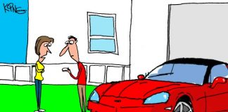 Saturday Morning Corvette Comic: The Lengths That Corvette Owners Will Go